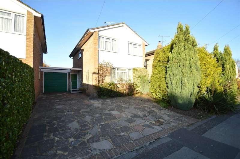 3 Bedrooms Link Detached House for sale in Aldebury Road, Maidenhead, Berkshire, SL6