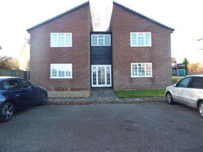 1 Bedroom Flat for sale in Brendon Close, Shepshed, Loughborough, Leicestershire