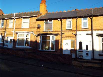 4 Bedrooms Terraced House for sale in Willow Road, Carlton, Nottingham