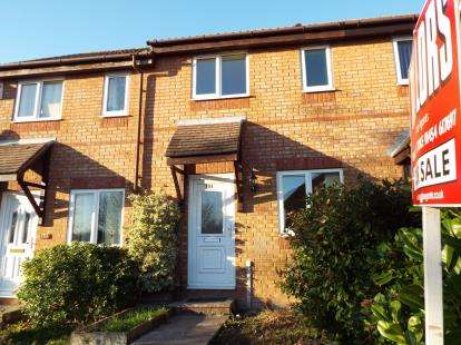 2 Bedrooms Terraced House for sale in Ormonds Close, Bradley Stoke, Bristol, Gloucestershire