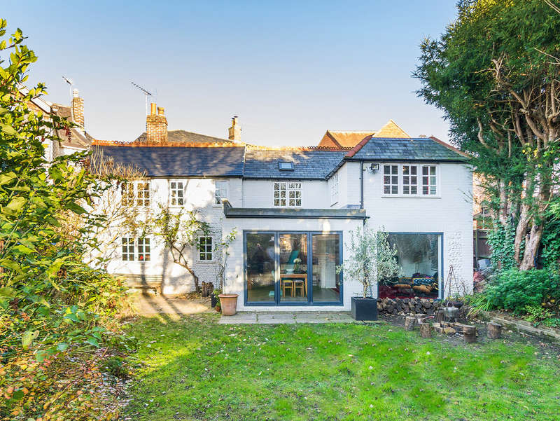 4 Bedrooms Detached House for sale in Surrey Street, Arundel