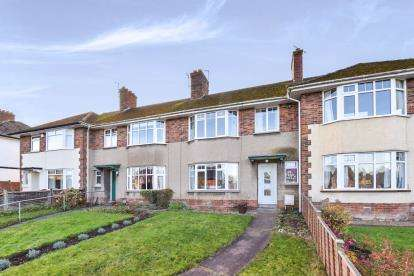 3 Bedrooms Terraced House for sale in Bishops Hull, Taunton, Somerset