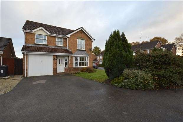 4 Bedrooms Detached House for sale in 5 Pear Tree Hey, Bristol BS37 7JT