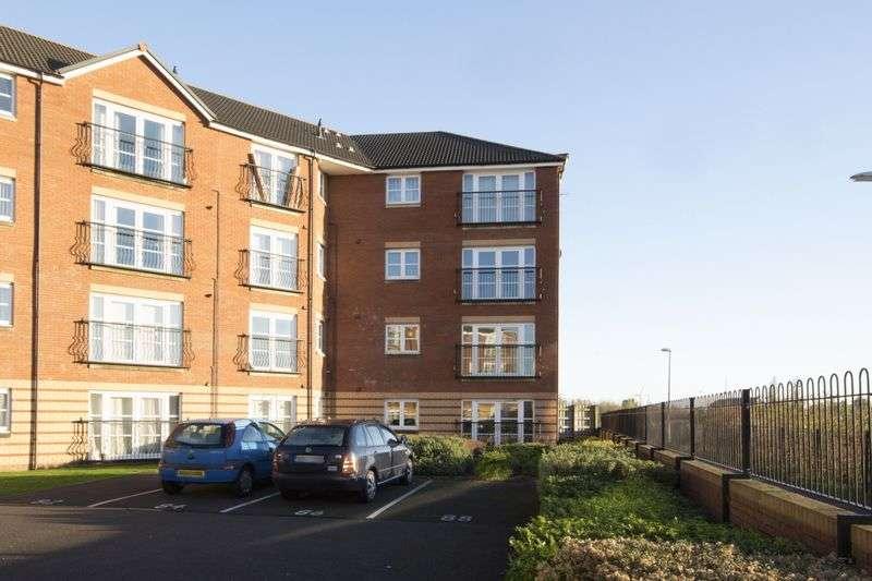 2 Bedrooms Flat for sale in Amelia Way, Newport