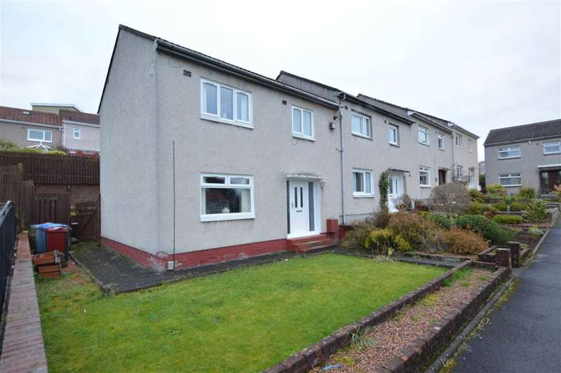 3 Bedrooms Terraced House for sale in Gullane Court, Hamilton