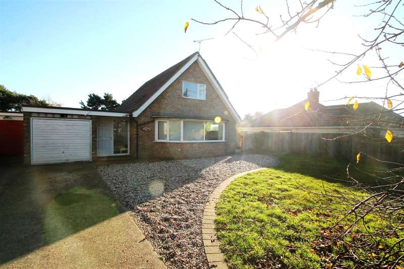 3 Bedrooms Bungalow for sale in Spriteshall Lane, Felixstowe