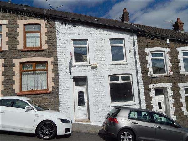 3 Bedrooms Terraced House for sale in Brynhyfryd Terrace, Ferndale