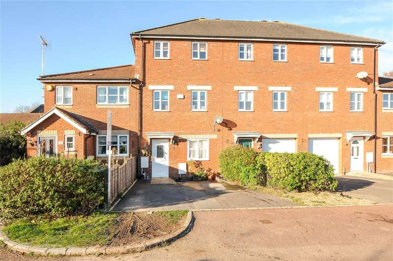4 Bedrooms Town House for sale in Chuff Corner, Warfield, Berkshire, RG42