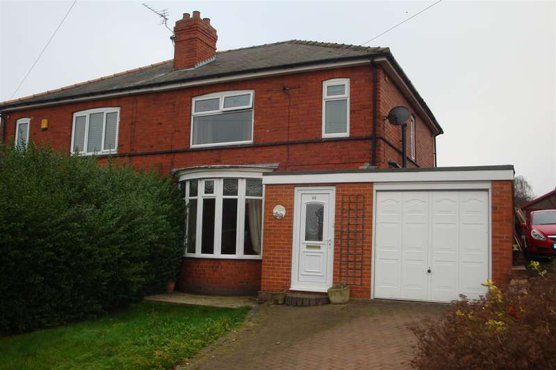 3 Bedrooms Property for sale in 23 Munsbrough Lane, Greasbrough, Rotherham, S61 4NS