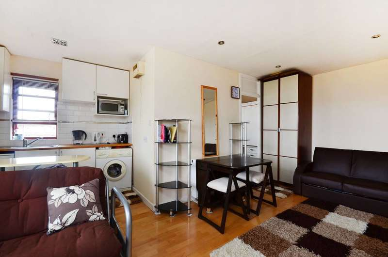 Studio Flat for sale in Bramley Road, North Kensington, W10