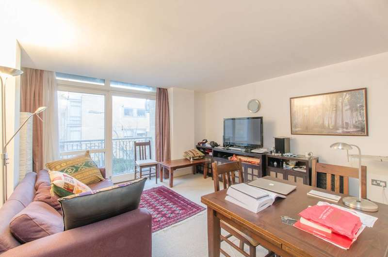 1 Bedroom Flat for sale in Cassils Road, Isle Of Dogs, E14