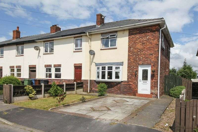 3 Bedrooms Terraced House for sale in Fairhurst Avenue, Standish