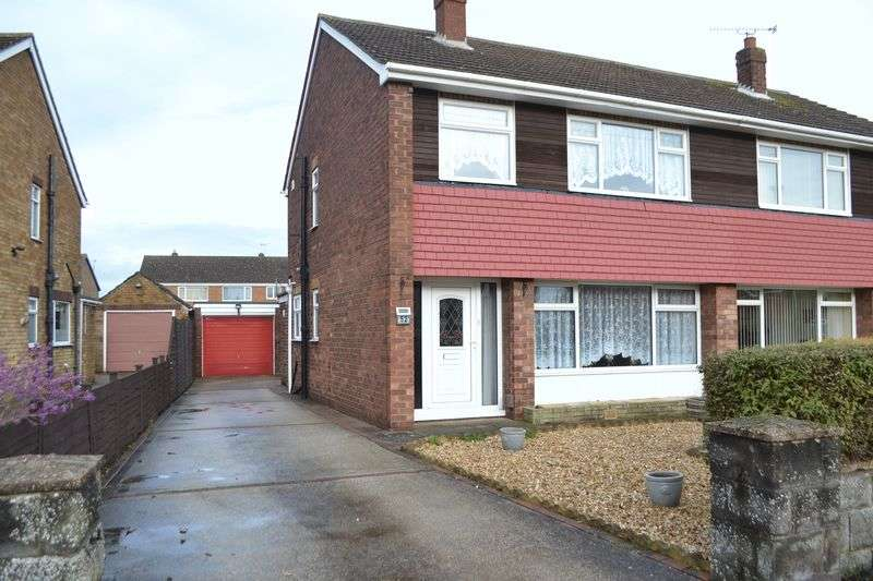 3 Bedrooms Semi Detached House for sale in Ogilvy Drive, Scunthorpe