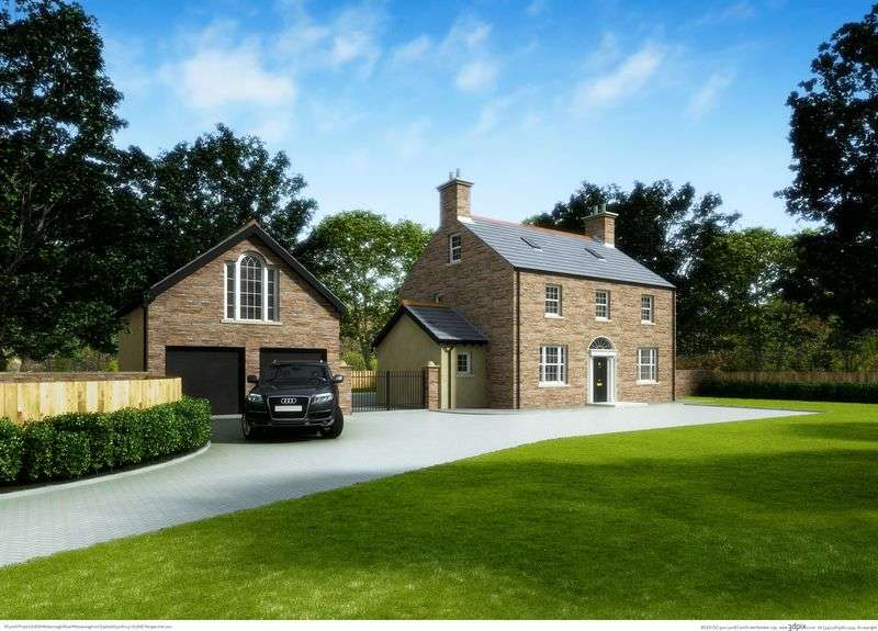 5 Bedrooms Detached House for sale in 96 Manse Road, Carryduff, BT8 8AF