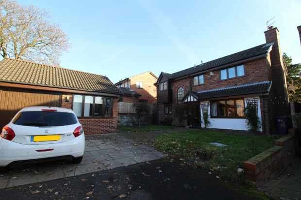 4 Bedrooms Detached House for sale in Sudley Grange, Liverpool, Merseyside, L17 6DY