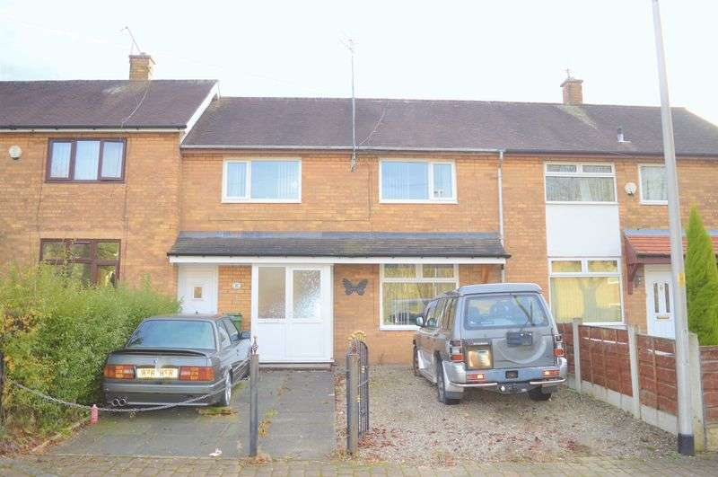 3 Bedrooms Terraced House for sale in Baslow Road, Haughton green, Denton