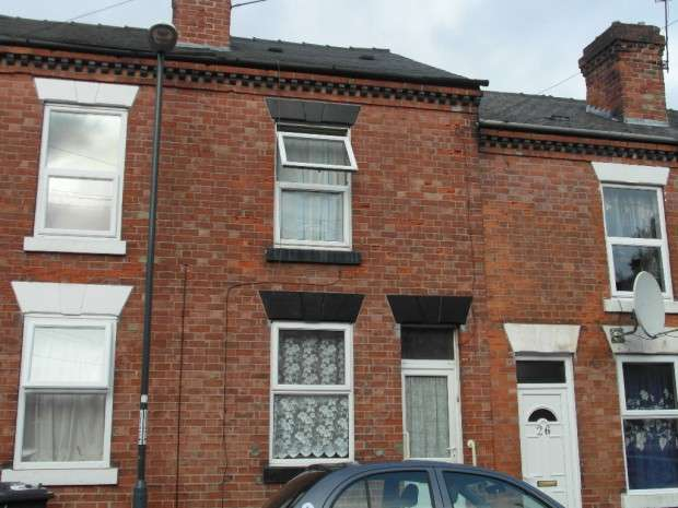 2 Bedrooms Terraced House for sale in Dashwood Street, Normanton, DE23