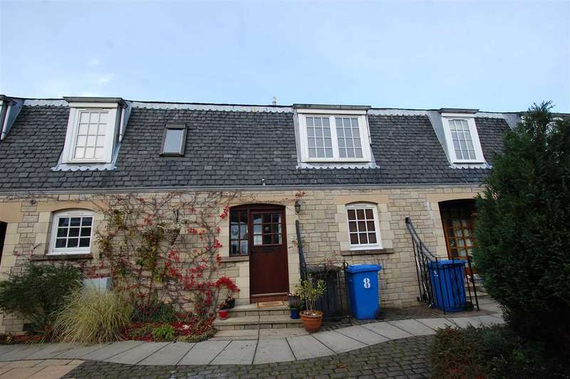 3 Bedrooms Mews House for sale in Hopeward Court, Dalgety Bay