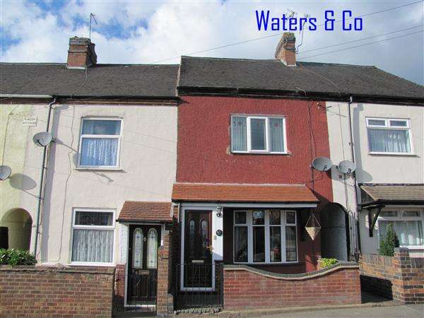 3 Bedrooms Terraced House for sale in Hickman Road, Galley Common