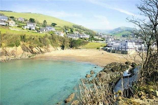 2 Bedrooms Flat for sale in King Street,, COMBE MARTIN, ILFRACOMBE, Devon