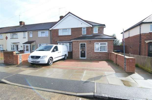 5 Bedrooms End Of Terrace House for sale in Stoneleigh Avenue, ENFIELD, Greater London