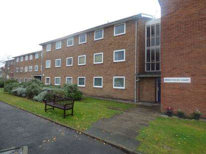 2 Bedrooms Flat for sale in Brentwood Court, Southport, Merseyside, Uk, PR9