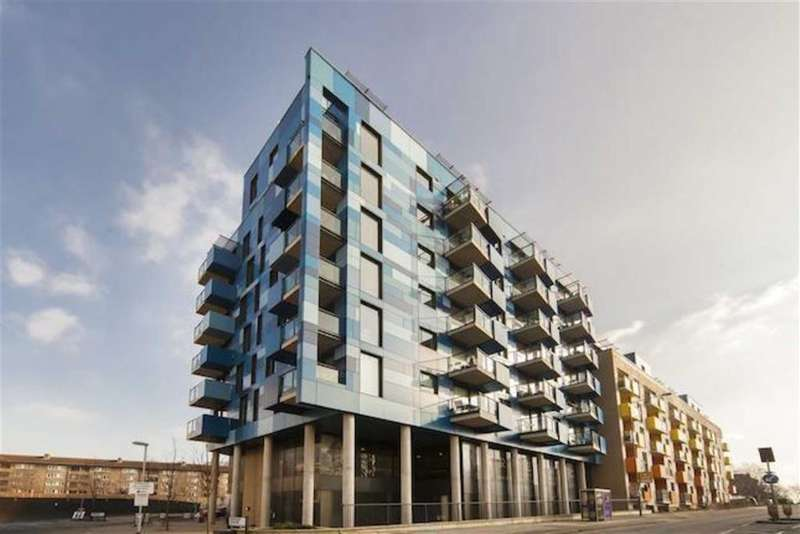 1 Bedroom Property for sale in Central Park, Greenwich, London, SE10