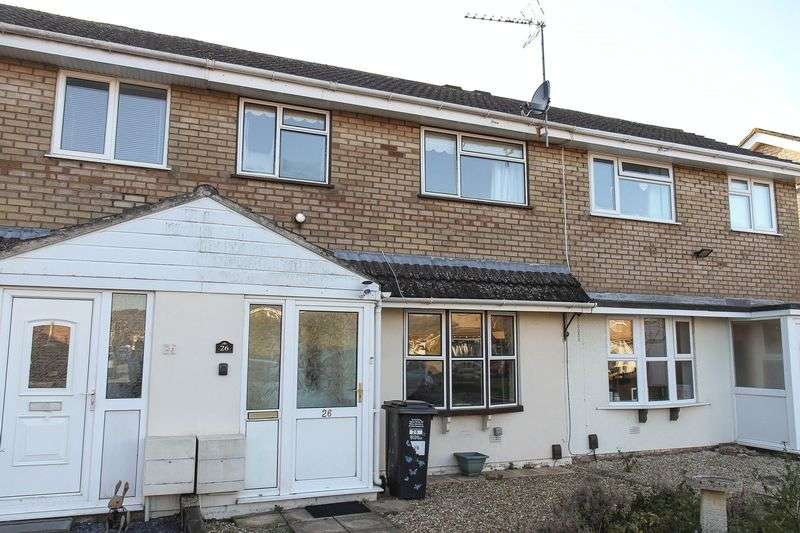 3 Bedrooms Terraced House for sale in Kelting Grove, Clevedon