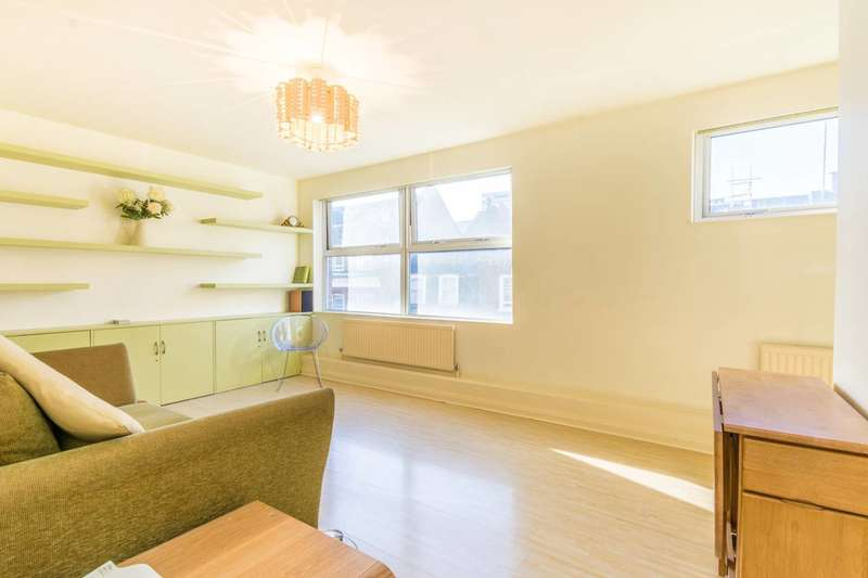 1 Bedroom Flat for sale in Dean Street, Soho, W1D