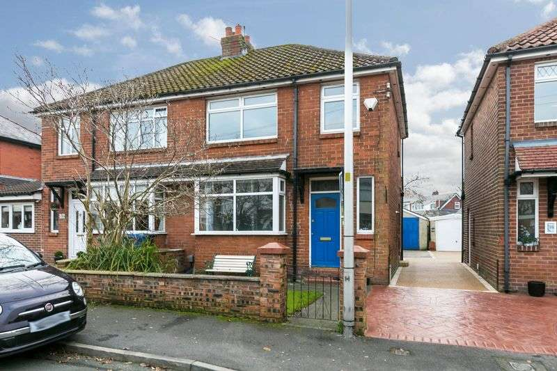 3 Bedrooms Semi Detached House for sale in Thirlmere Avenue, Standish, WN6 0AT
