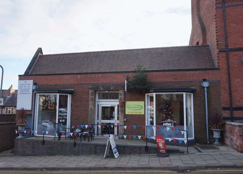 Property for sale in Moody Street, Congleton