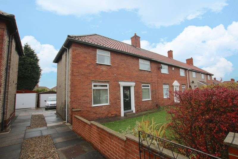 3 Bedrooms Terraced House for sale in Central Avenue, Billingham