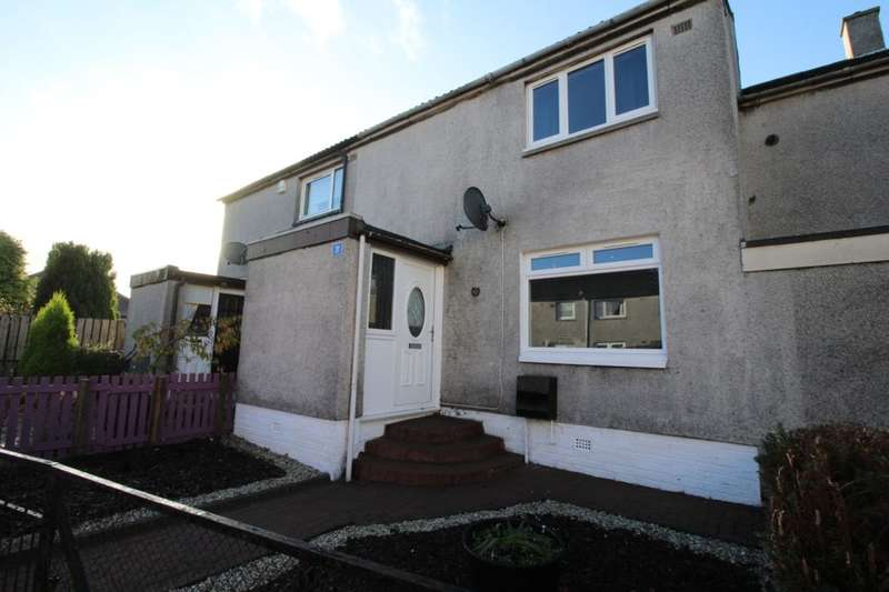 2 Bedrooms Property for sale in Northfield Cottages, West Calder, EH55
