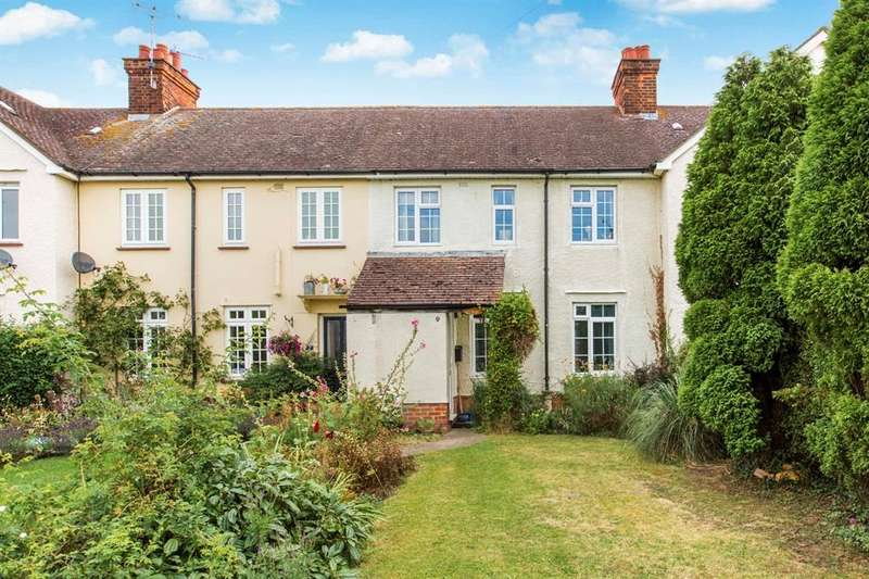 3 Bedrooms Terraced House for sale in Brook Lane, Great Barford, Bedford, MK44