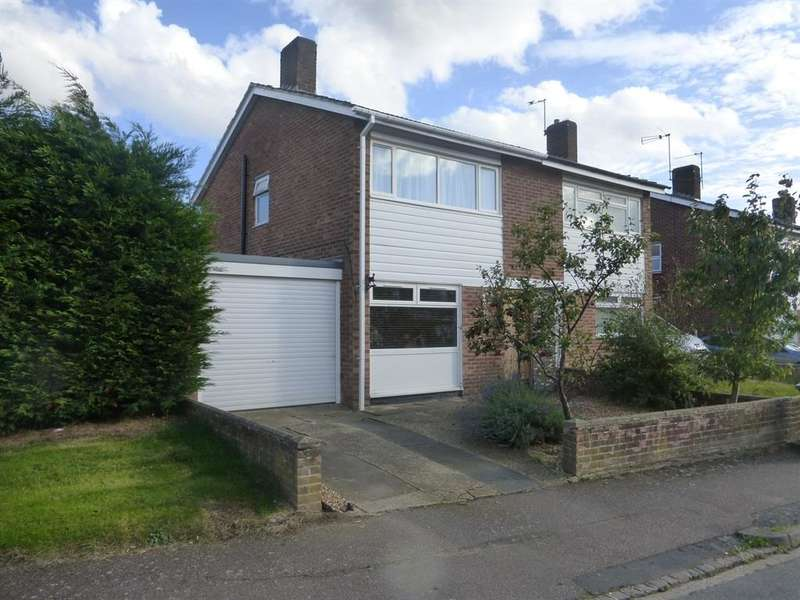 3 Bedrooms Semi Detached House for sale in Bents Close, Clapham, BEDFORD, MK41