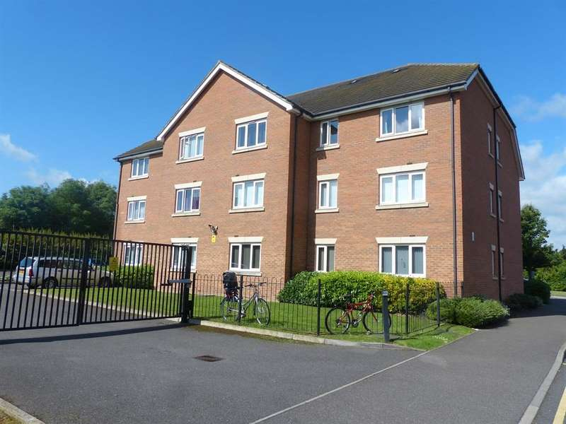 2 Bedrooms Flat for sale in Fellowes Road, Peterborough, PE2