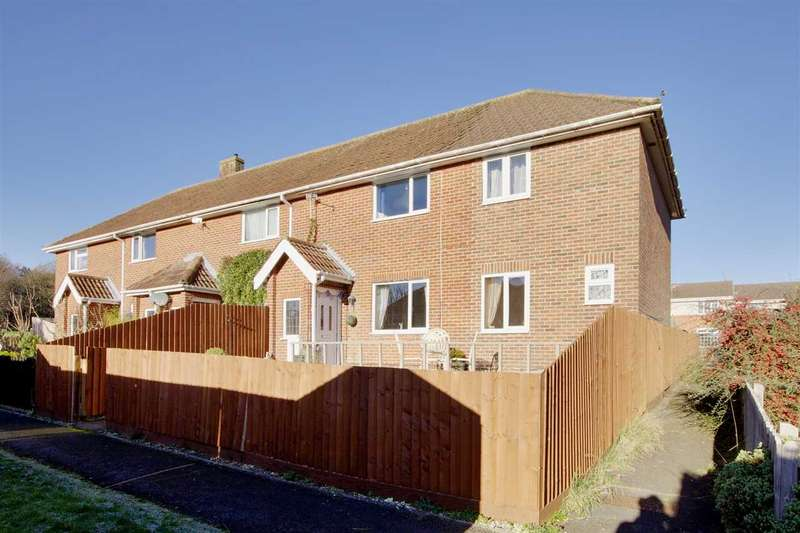3 Bedrooms End Of Terrace House for sale in The Warren, Perham Down