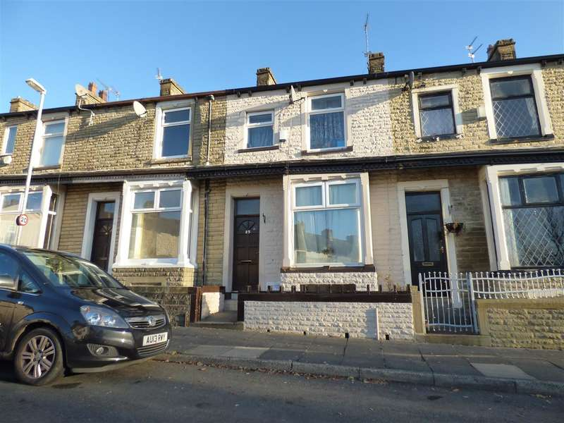 3 Bedrooms Terraced House for sale in Adamson Street, Burnley