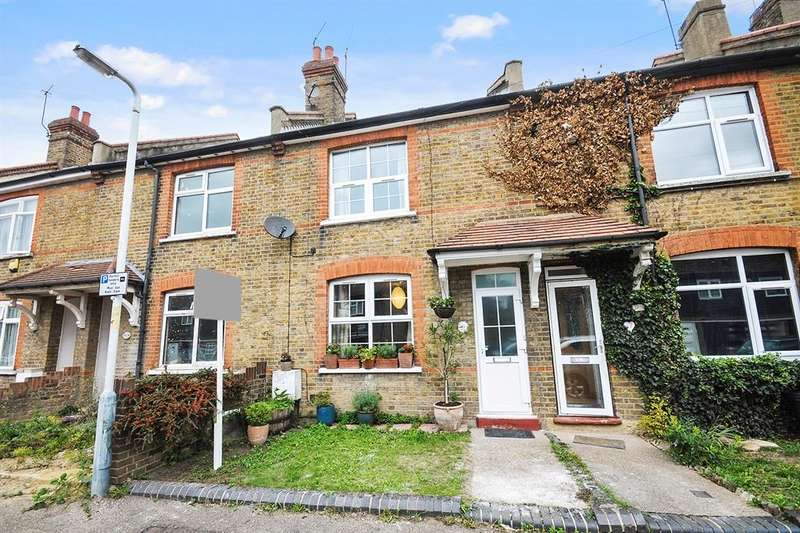 3 Bedrooms Terraced House for sale in Brickfield Lane, Harlington, Hayes, UB3