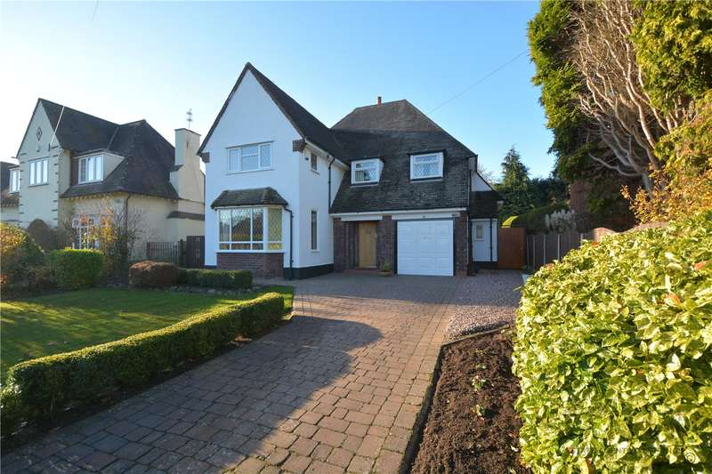 4 Bedrooms Detached House for sale in Barnston Road, Heswall, Wirral