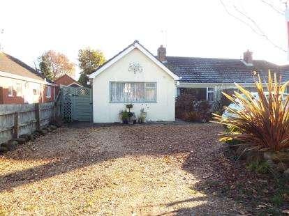 2 Bedrooms Bungalow for sale in Ingoldisthorpe, King's Lynn, Norfolk