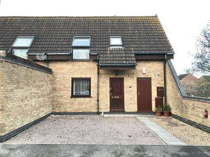 2 Bedrooms Terraced House for sale in Alcorn Green, Fishtoft, Boston, Lincolnshire