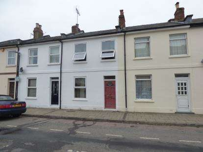 2 Bedrooms Terraced House for sale in Swindon Street, Cheltenham, Gloucestershire