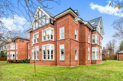 2 Bedrooms Flat for sale in Southlands, 295 Bramhall Lane, Stockport, Greater Manchester