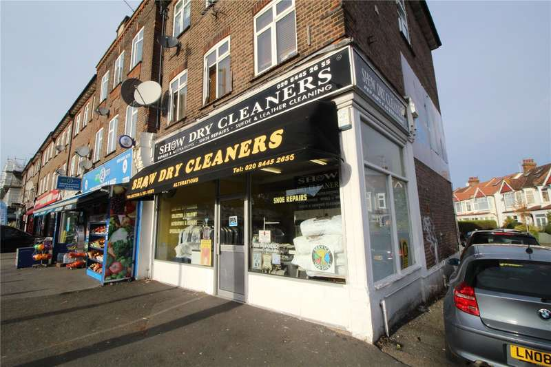 Shop Commercial for sale in Woodhouse Road, North Finchley, London, N12