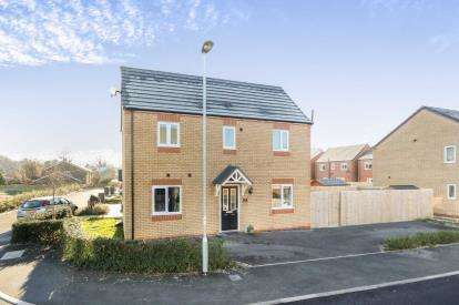 3 Bedrooms Semi Detached House for sale in Poplar Court, Penyffordd, Chester, Flintshire, CH4