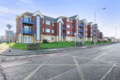 2 Bedrooms Flat for sale in Ensign Court, Westgate Road, Lytham St Annes, Lancashire, FY8