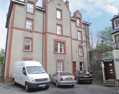 1 Bedroom Flat for sale in Manse Court, Largs