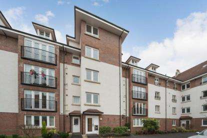 2 Bedrooms Flat for sale in Chesterfield Gardens, Kelvinside
