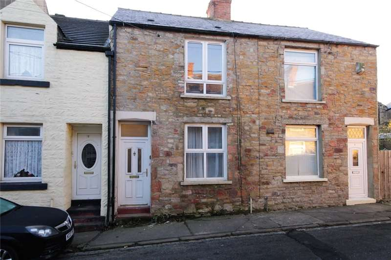 2 Bedrooms Terraced House for sale in Stokoes Buildings, Leadgate, Consett, DH8